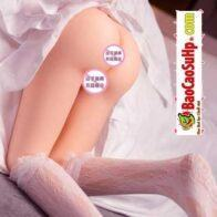 Sextoy mông nguyên khối chân dài Jiumi