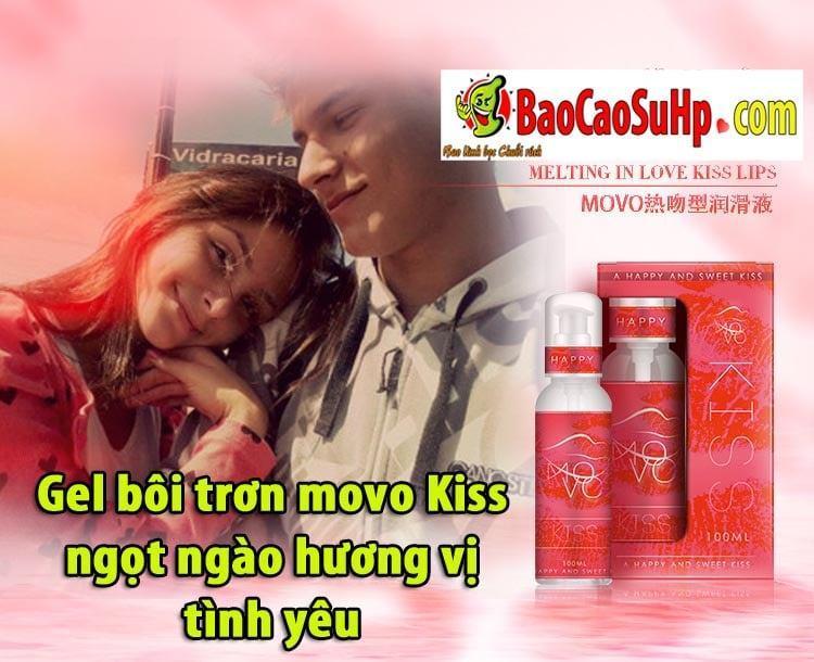 20190526105929 1874868 gel boi tron movo kiss ngot ngao 2 - Gel bôi trơn movo Kiss ngọt ngào hương vị tình yêu