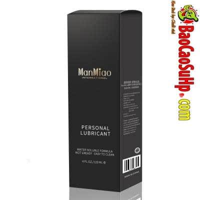 Gel bôi trơn cao cấp quốc tế Manmiao International 120ml