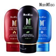 Gel bôi trơn ManMiao clipmax Feel thảo dược và Cool mát lạnh 60ml