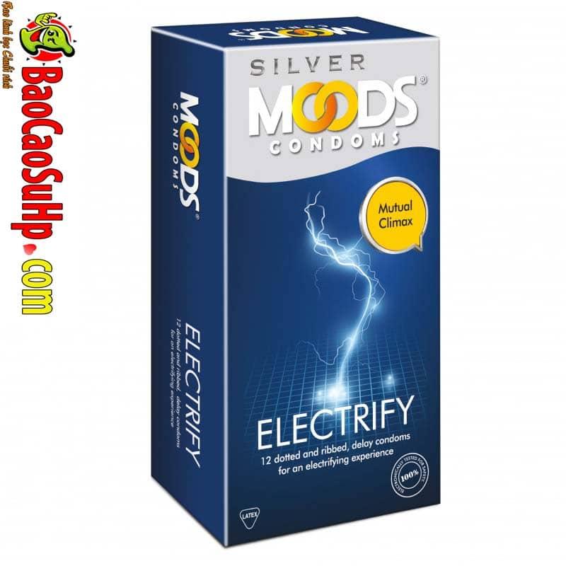 20190707144227 9643663 moods silver electrify - Bao cao su kéo dài thời gian là gì? Top 10 loại tốt nhất thế giới