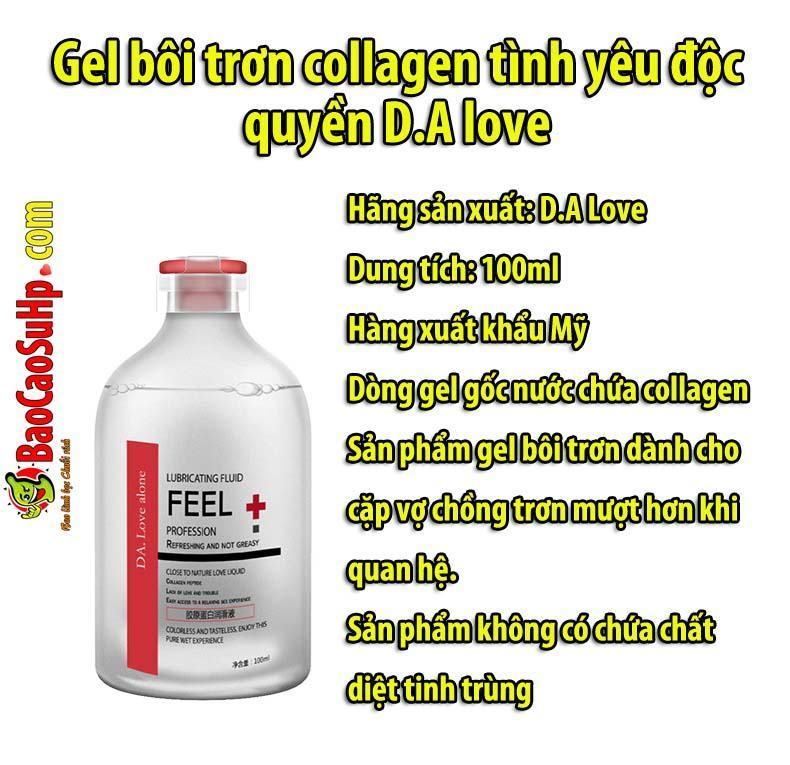 20190730095128 2098759 gel boi tron collagen tinh yeu doc quyen d - Gel bôi trơn collagen tình yêu độc quyền D.A love
