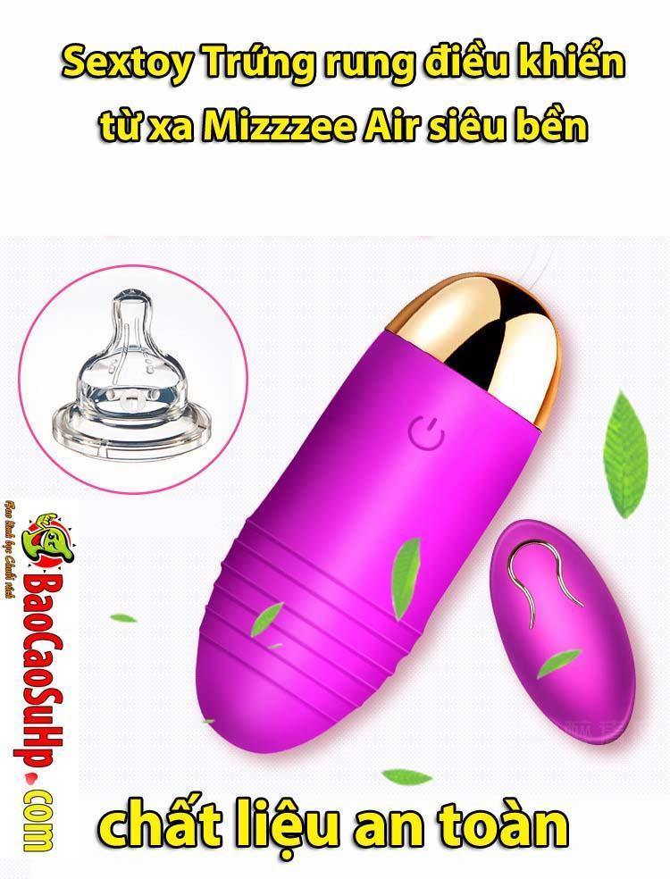 20190802110622 5436347 sextoy trung rung dieu khien tu xa mizzzee air 5 - Sextoy Trứng rung điều khiển từ xa Mizzzee Air siêu bền