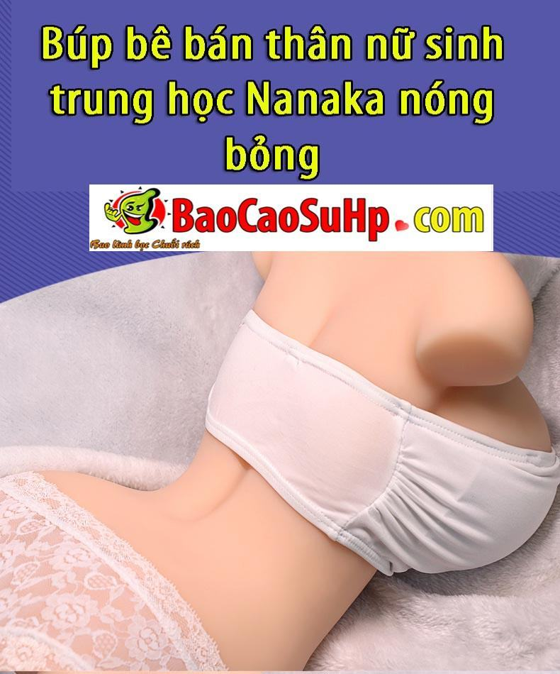 20190819223212 1419437 bup be tinh duc ban than nanaka 12 - Búp bê tình dục bán thân nữ sinh trung học Nanaka nóng bỏng