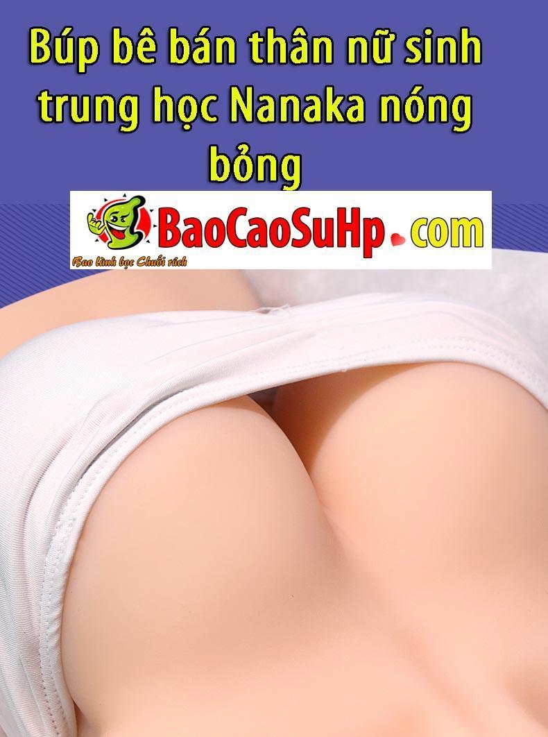 20190819223212 9439292 bup be tinh duc ban than nanaka 9 - Búp bê tình dục bán thân nữ sinh trung học Nanaka nóng bỏng