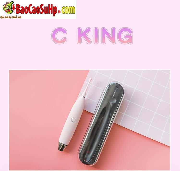 20190911111128 6968550 sextoy may rung kich thich diem g kisstoy king 21 - Sextoy máy rung kisstoy king siêu kích thích điểm G