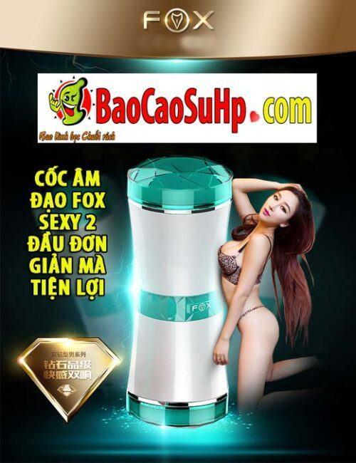 20191001205737 6905239 coc am dao foxsexy 2 dau bia 1 - Cốc âm đạo Fox sexy 2 đầu đơn giản mà tiện lợi
