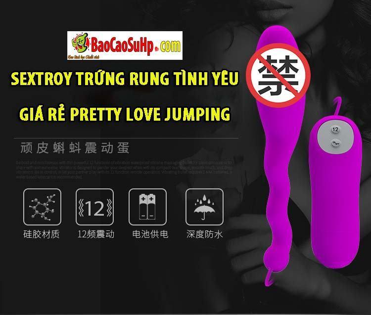20191007224229 8120793 sextroy trung rung tinh yeu pretty love jumping snake 5 - Sextroy trứng rung tình yêu giá rẻ Pretty love Jumping Snake