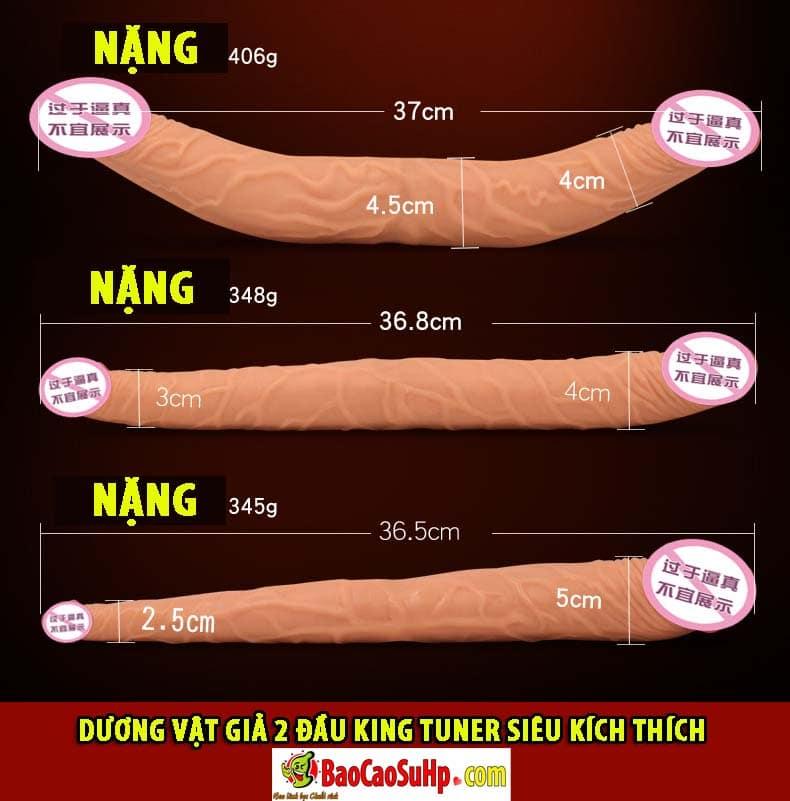 20191028105345 3756065 duong vat 2 dau cho les king tuner 4 - Dương vật giả 2 đầu king tuner siêu kích thích