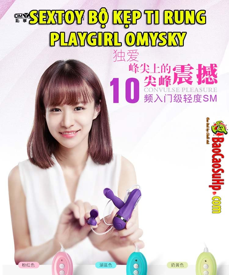 20191120103031 1164414 sextoy bo kep ti rung playgirl omysky 3 - Sextoy bộ kẹp ti rung Playgirl Omysky