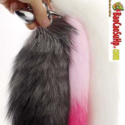 Sextoy đuôi cáo Mizzzee thụt âm đạo và hậu môn cực kích thích