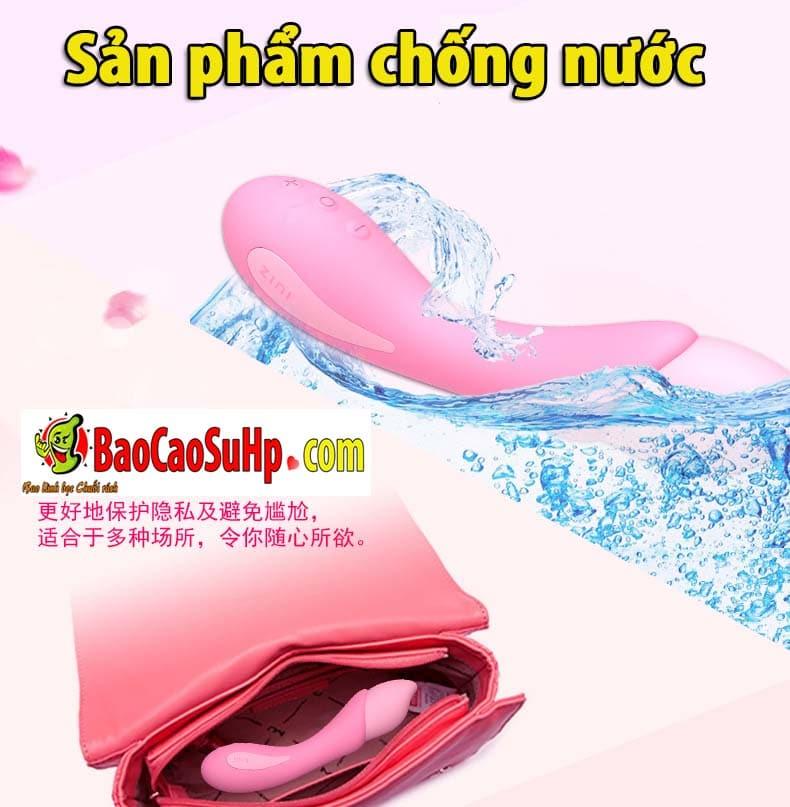 20191215121453 1927802 chay rung zini rose phat nhiet 8 - Sextoy chày rung Zini Rose phát nhiệt mềm mại