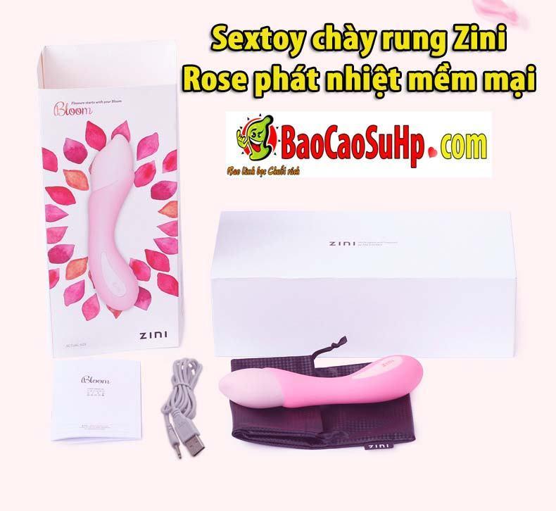 20191215121639 6482339 chay rung zini rose phat nhiet 10 - Sextoy chày rung Zini Rose phát nhiệt mềm mại