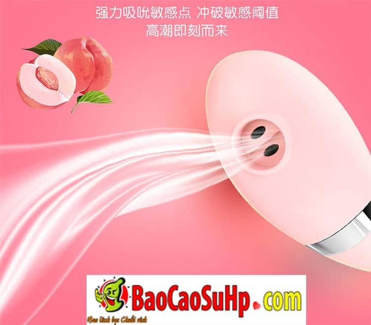 20200102135032 3496832 trung rung tinh yeu shuangmi 3in1 6 - Trứng rung tình yêu Shuangmi 3in1 Hút liếm massage cực đã.