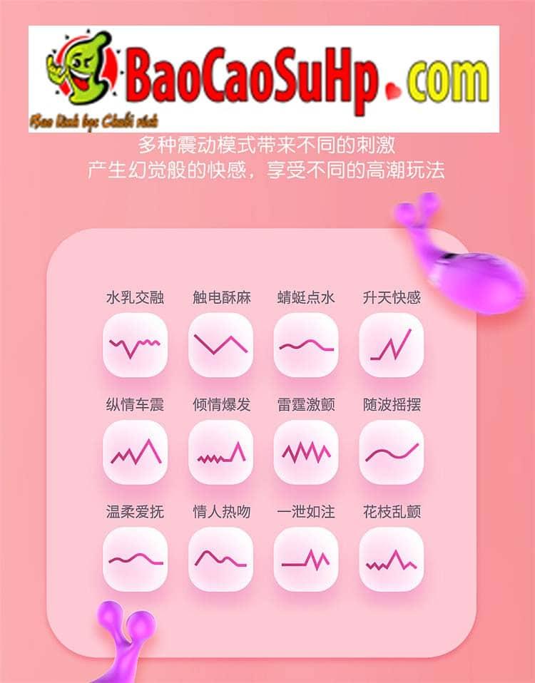 20200102135125 7248387 trung rung tinh yeu shuangmi 3in1 11 - Trứng rung tình yêu Shuangmi 3in1 Hút liếm massage cực đã.