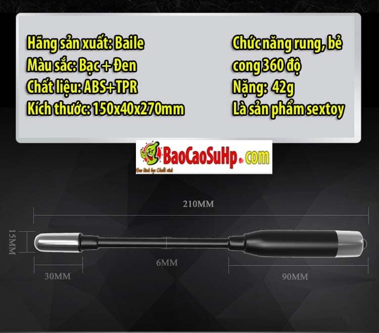 20200108231440 6326411 sextoy rung kich thich micphone vibrating stick 10 - Sextoy rung kích thích Micphone vibrating stick siêu nhỏ siêu sướng.