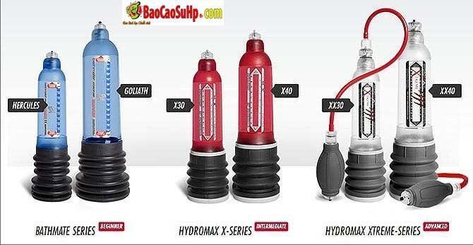20200111092338 9257641 may tap bathmate hydromax pump - Máy tập dương vật tốt nhất thế giới Bathmate Hydromax Pump