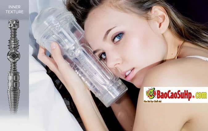 20200112142657 7123382 am dao gia trong suot cam tay fleslight usa crystal 1 3 - Shop âm đạo rẻ giá rẻ online bạn nên mua tại Quảng Ninh!
