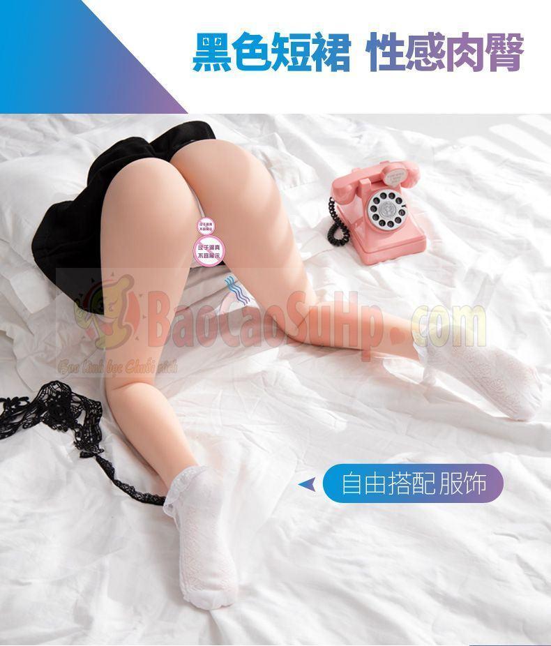 20200223110516 6426919 cap chan dai idol mikie hara nhu that nang 11kg 6 - Mông nguyên khối siêu bự, búp bê tình dục bán thân hàng sắp về trong gian tới.