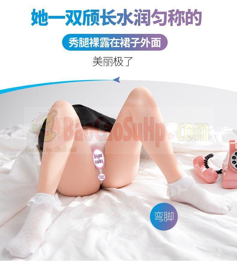 20200223110516 6959860 cap chan dai idol mikie hara nhu that nang 11kg 9 - Mông nguyên khối siêu bự, búp bê tình dục bán thân hàng sắp về trong gian tới.