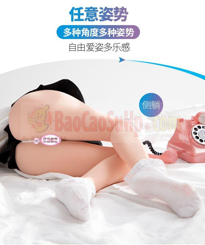 20200223110516 7886342 cap chan dai idol mikie hara nhu that nang 11kg 10 - Mông nguyên khối siêu bự, búp bê tình dục bán thân hàng sắp về trong gian tới.