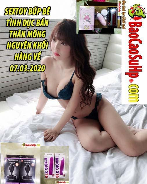 20200308001708 5934392 sextoy hang ve 08032020 - Sextoy búp bê tình dục bán thân mông nguyên khối hàng về 07.03.2020