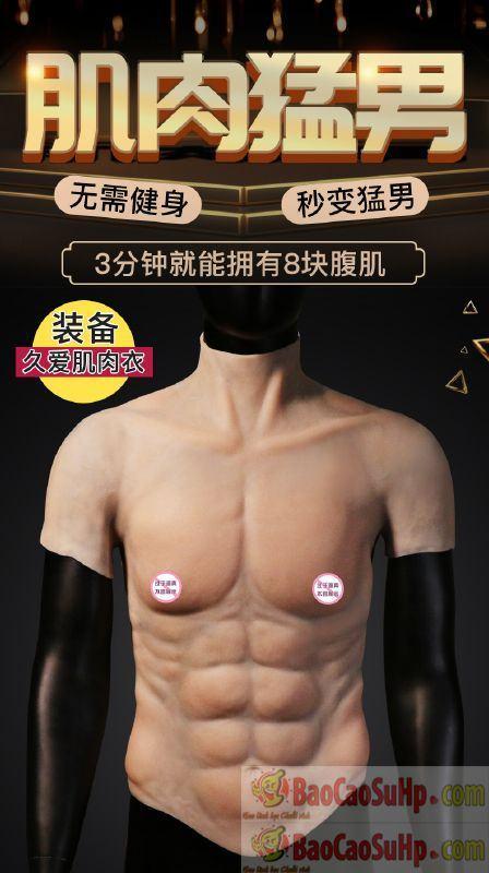 20200324105027 1975157 ao da tao co bap stronger men wear jiuai 1 - Sextoy đồ chơi tình dục mới ra mắt tháng 03 năm 2020