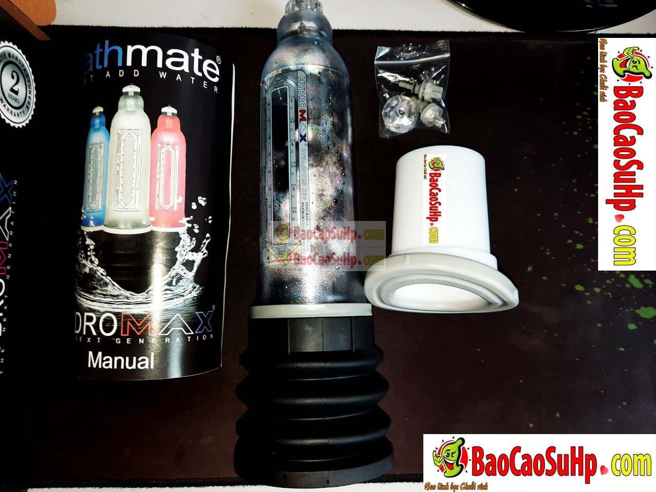 20200417114834 1396160 huong dan su dung may tap bathmate hydromax pump x30 6 - Cách sử dụng Máy tập dương vật Bathmate Hydromax Pump X30 đúng cách và hiệu quả.