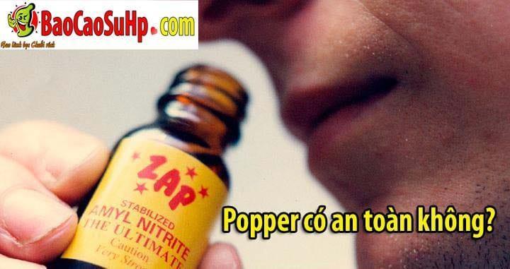 20200510214842 4694799 popper co an toan khong - Popper là gì? Nó có tác dụng kích dục như quảng cáo không?