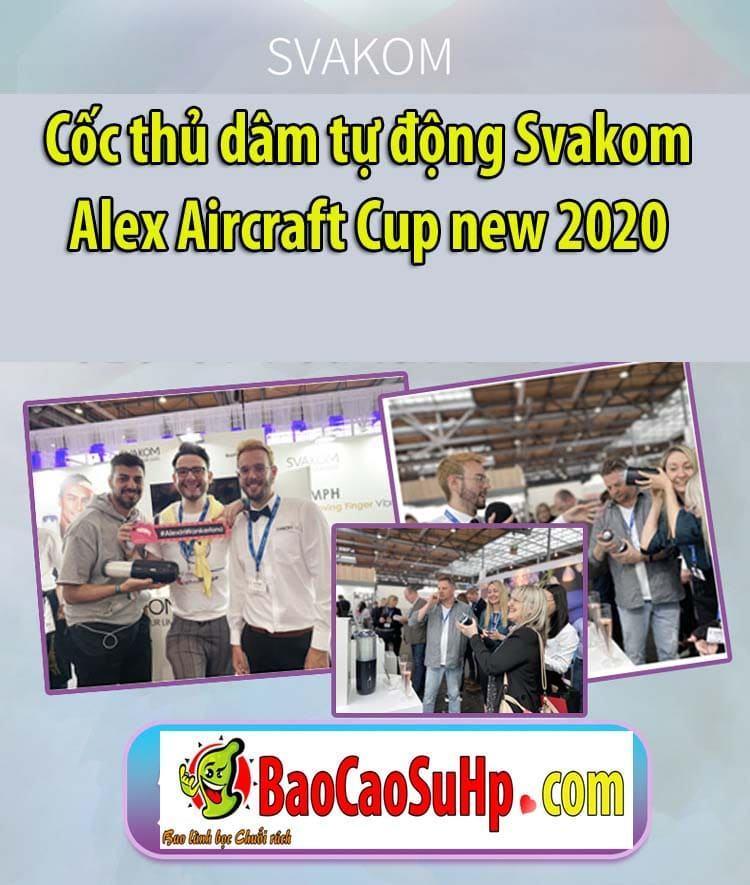 20200512223300 2492583 coc thu dam tu dong svakom alex aircraft cup 10 - Cốc thủ dâm tự động Svakom Alex Aircraft Cup new 2020