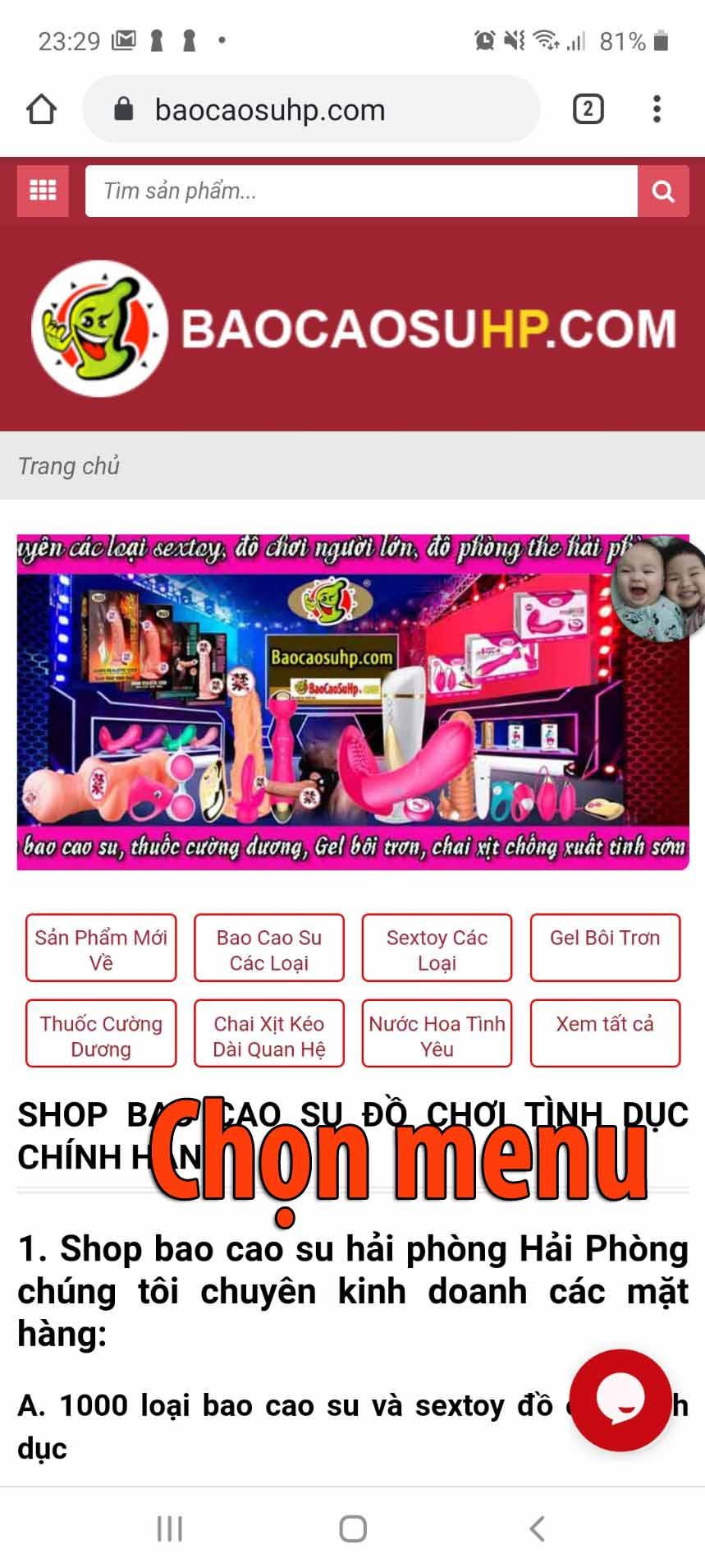 20200518133938 7836092 truy cap menu - Hướng dẫn cách mua hàng tại shop baocaosuhp