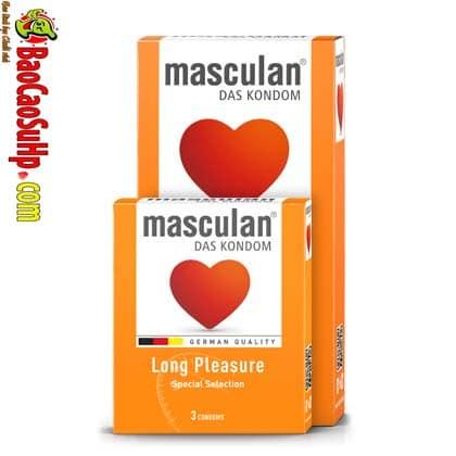 20200519105517 6896566 maculan long pleasure - So sánh Bao cao su Masculan và Volcanol loại nào tốt hơn?