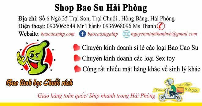 20200520032900 9743429 gioi thieu shop baocaosuhp 2 - Shop bao cao su tại hải phòng Địa chỉ tin cậy số #1 được yêu thích