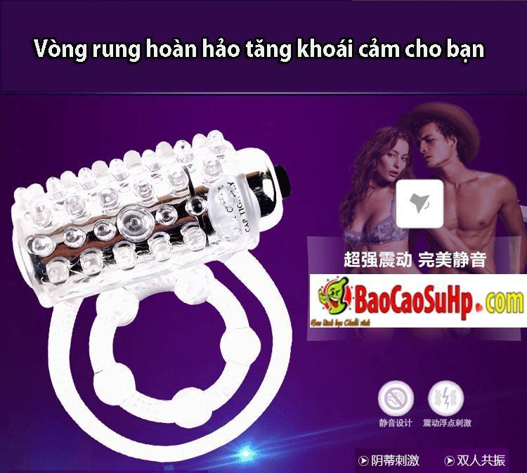 20200528114849 1251301 vong deo duong vat clit 2 - Vòng đeo dương vật CLIT Chisa rung tăng khoái cảm
