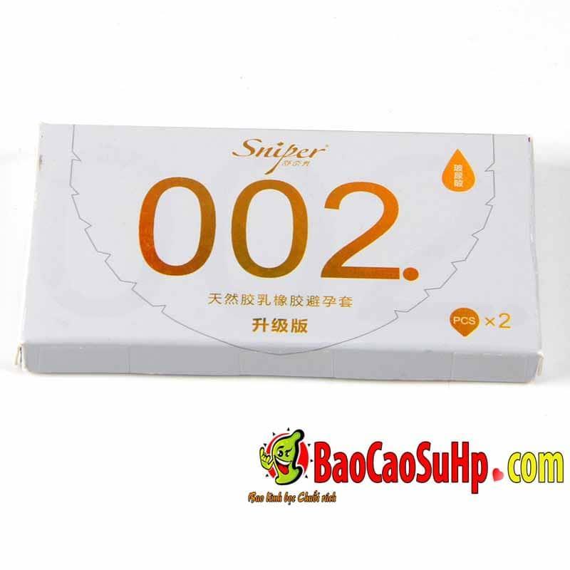 20200531102756 2839541 bao cao su sniper flower 8 - Bao cao su Sniper Flower siêu mỏng 0,02mm