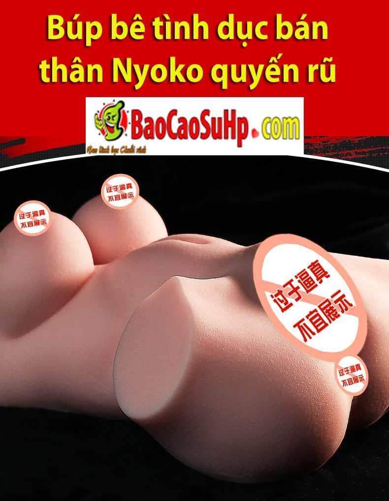 20200601151202 7732157 bup be ban than nyoko 10 2 - Búp bê tình dục bán thân Nyoko quyến rũ