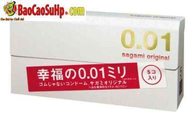 Bao cao su Sagami Original 0 400x245 - Top 10 bao cao su nhật bản tốt nhất thế giới