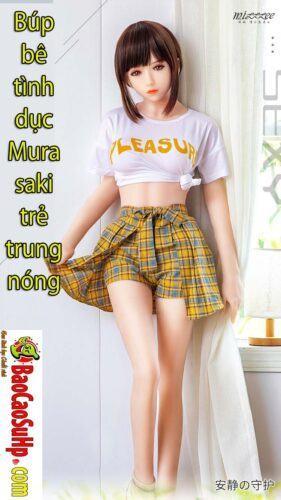 bup be tinh duc Murasaki 6 281x500 - Búp bê tình dục Murasaki trẻ trung nóng bỏng