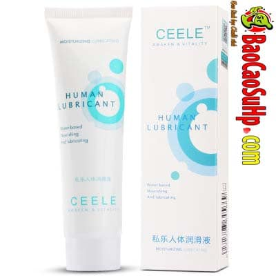 gel Clee Human Lubricant 1 - Gel bôi trơn gốc nước Clee Human Lubricant giá rẻ dễ sử dụng.