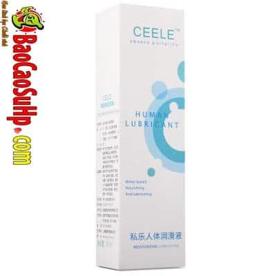 gel Clee Human Lubricant 3 - Gel bôi trơn gốc nước Clee Human Lubricant giá rẻ dễ sử dụng.