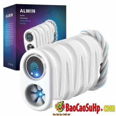 may tap duong vat Alwin 1 1 - Máy tập dương vật và thủ dâm thế hệ mới ALWIN
