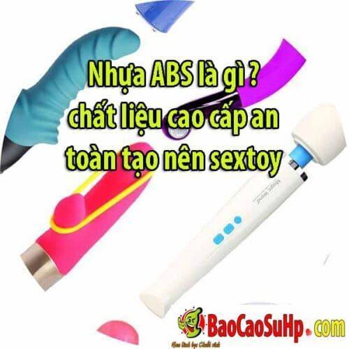 nhua ABS sextoy la gi 500x500 - Nhựa ABS là gì ? chất liệu cao cấp an toàn tạo nên sextoy