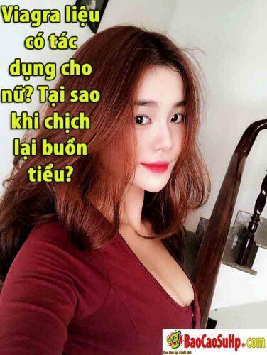 viagra co tac dung cho nu khong 376x500 - Viagra liệu có tác dụng cho nữ? Tại sao khi chịch lại buồn tiểu?