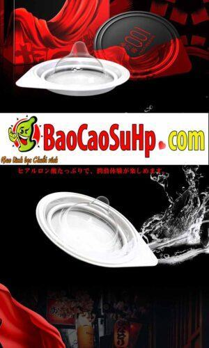 Bao cao su olo Samurai Tegami 3 300x500 - Bao cao su mới của hãng olo siêu mỏng phiên bản Nhật Bản cực xịn