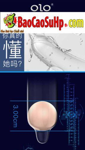 bao cao su olo BEAD Entering 285x500 - Bao cao su mới của hãng olo siêu mỏng phiên bản Nhật Bản cực xịn