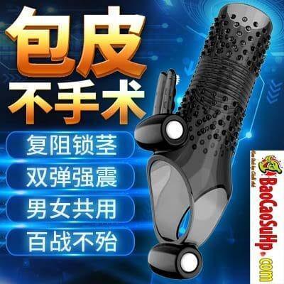Bao cao su donden khuc Suite Longtime 4 400x400 - Bao cao su donden khúc Suite Longtime rung cực mạnh
