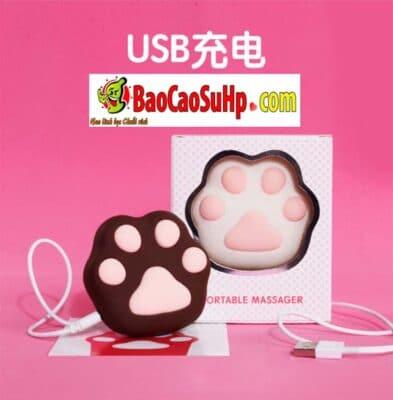 Do choi tinh may massage tu suong Tay gau Bunny 18 393x400 - Đồ chơi tình máy massage tự sướng Tay gấu Bunny