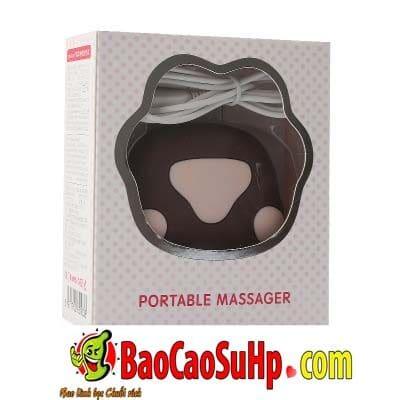 Do choi tinh may massage tu suong Tay gau Bunny 4 400x400 - Đồ chơi tình máy massage tự sướng Tay gấu Bunny
