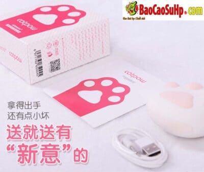 Do choi tinh may massage tu suong Tay gau Bunny 7 400x337 - Đồ chơi tình máy massage tự sướng Tay gấu Bunny