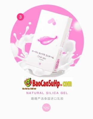 bao cao su woo oral sex 6 312x400 - Woo hãng bao cao su đồ chơi tình dục chất lượng đến từ Nhật Bản